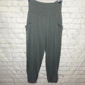 Aerie lounge joggers with pockets & wide waistband